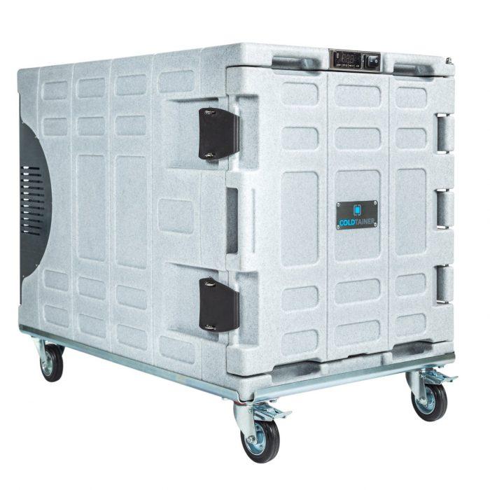 Contenitore trolley refrigerato da 140 litri